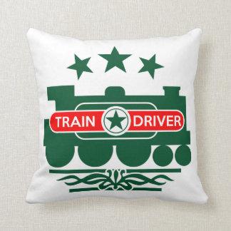Train Driver Cushion