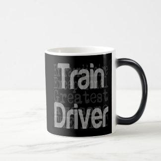 Train Driver Extraordinaire Magic Mug