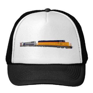 Train Engine: Classic Color Scheme: Mesh Hats