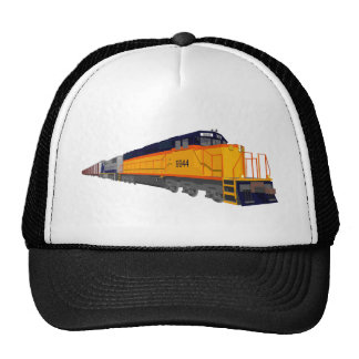 Train Engine: Classic Color Scheme: Cap