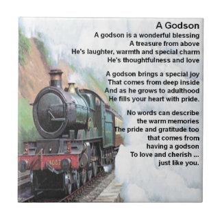 Train     Godson  Poem Tile