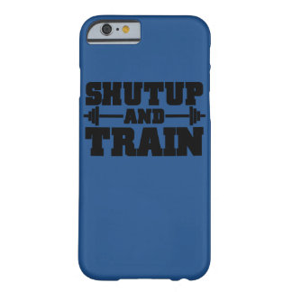 Train hard iPhone 6 cover Barely There iPhone 6 Case