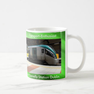 Train image for Classic White Mug