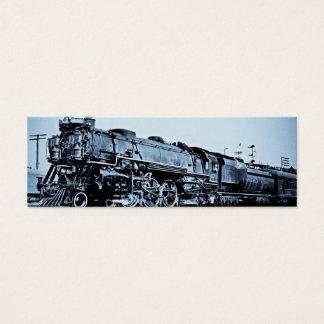 Train Kept a Rollin' Mini Business Card