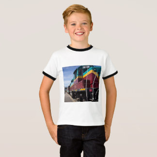 Train Kids T T-Shirt