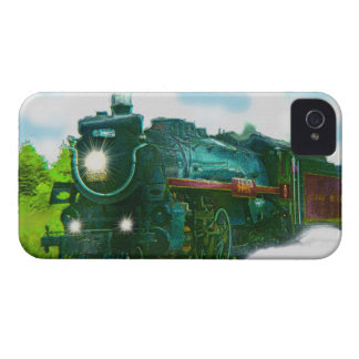 Train-lovers Steam Train Engine Phone Case iPhone 4 Cover