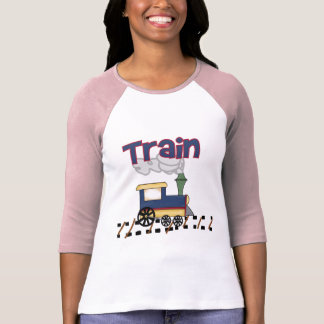 Train on Track Tshirts and Gifts