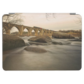 Train over James River iPad Air Cover