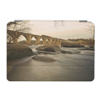 Train over James River iPad Mini Cover