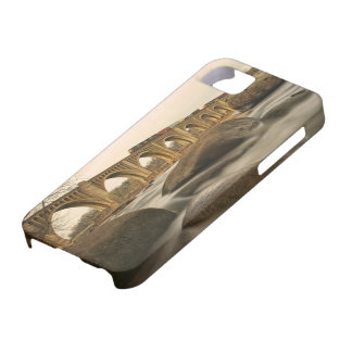 Train over James River iPhone 5 Case