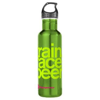 TRAIN.RACE.BEER. Waterbottle 710 Ml Water Bottle