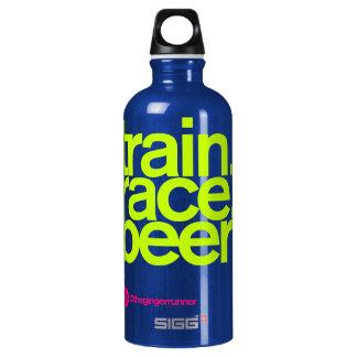 TRAIN.RACE.BEER. Waterbottle Water Bottle