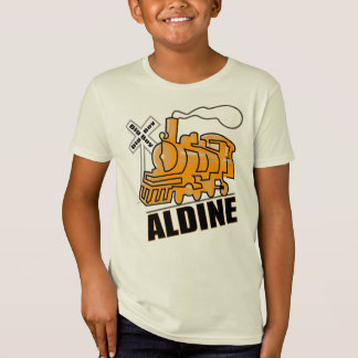Train Shirt for Aldine