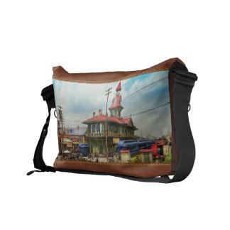 Train Station - Louisville and Nashville Railroad Commuter Bag
