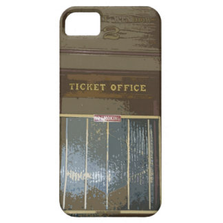 Train Station Ticket Window iPhone 5 Cover