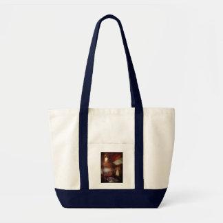 Train - The lovers car Bags