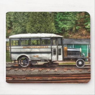 Train - The Rail Bus Mouse Mats