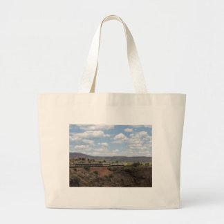 Train Thru Verde Canyon, AZ Tote Bag