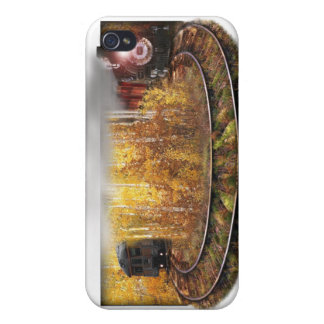 Train to Nowhere iPhone 4 Covers
