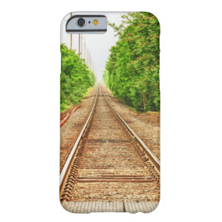 Train Tracks Barely There iPhone 6 Case