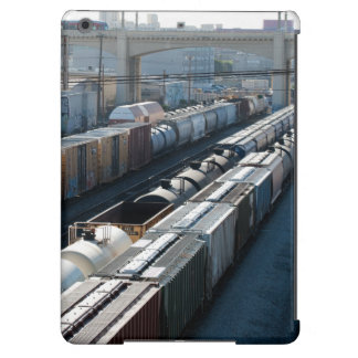 train tracks cover for iPad air
