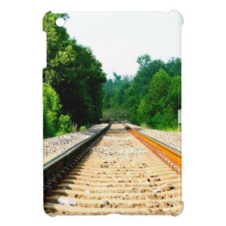 Train Tracks iPad Mini Covers
