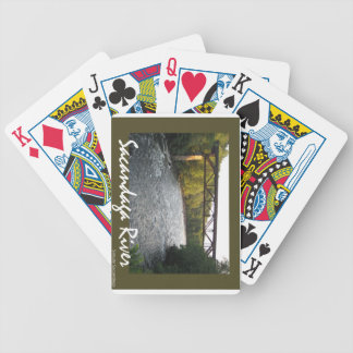 Train Trestle Deck Of Cards
