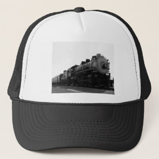 TRAIN TRUCKER HAT