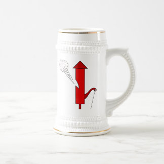 Train Whistle Coffee Mug