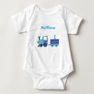 train with age baby boy baby bodysuit