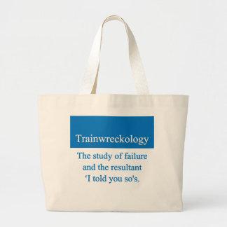 Train Wreck Bag