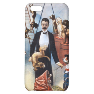 Trained Dog Act c 1899 Case For iPhone 5C