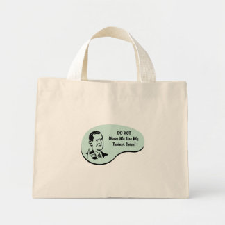 Trainer Voice Canvas Bag