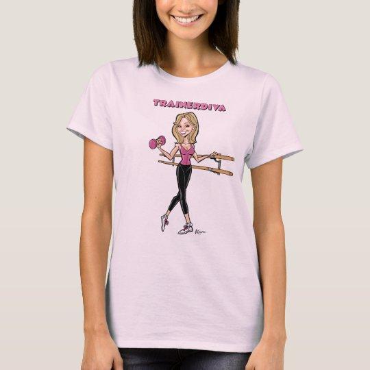 TrainerDiva.com T-Shirt