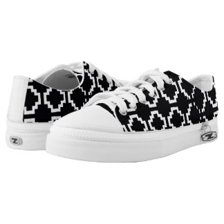 Trainers Black And White For Women