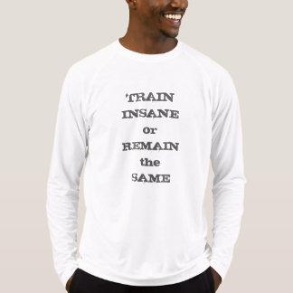 Training. Do not disturb. Motivational T-Shirt