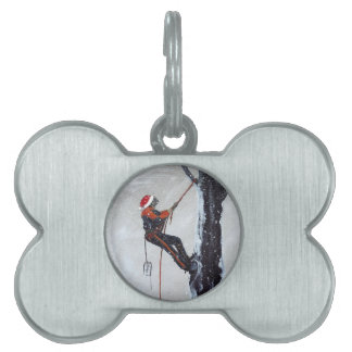Training for the task ahead pet tags