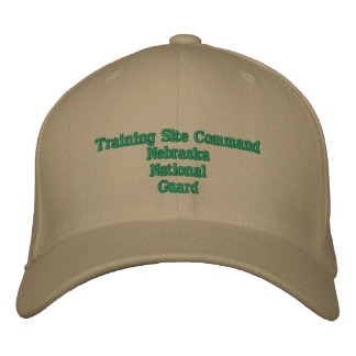 Training Site Command Embroidered Cap
