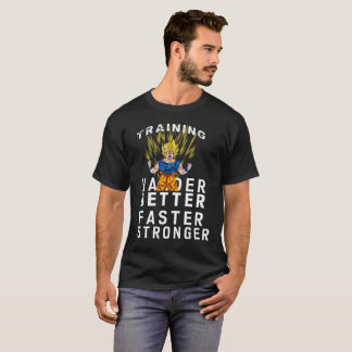 Training to be super stronger T-Shirt