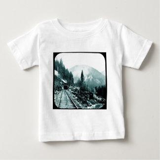 Trains a Comin' and a Goin' Magic Lantern Slide T-shirts
