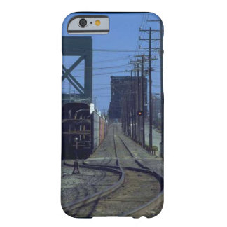 Trains and tracks - Bends and bridge Barely There iPhone 6 Case