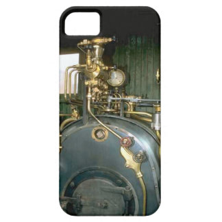 Trains and tracks - Boiler Barely There iPhone 5 Case