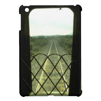 Trains and tracks - Countryside iPad Mini Covers