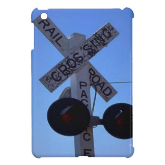 Trains and tracks - Crossing Case For The iPad Mini