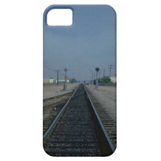 Trains and tracks - Local halt Barely There iPhone 5 Case
