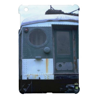 Trains and tracks - old fashioned carriage case for the iPad mini