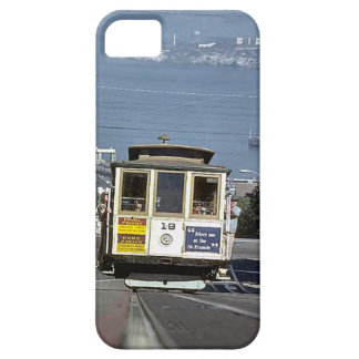 Trains and tracks - San Fransesco Barely There iPhone 5 Case
