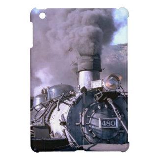 Trains and tracks - steam strain iPad mini covers