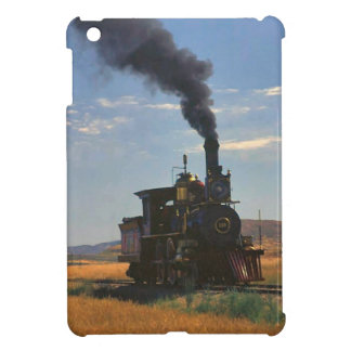 Trains and tracks - Steaming across the plain Case For The iPad Mini