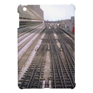 Trains and tracks - Tracks Cover For The iPad Mini